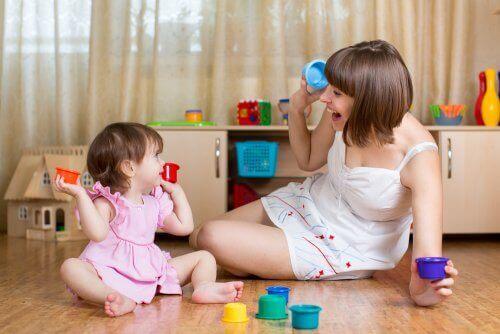 母親と子ども 初期経験エクササイズ