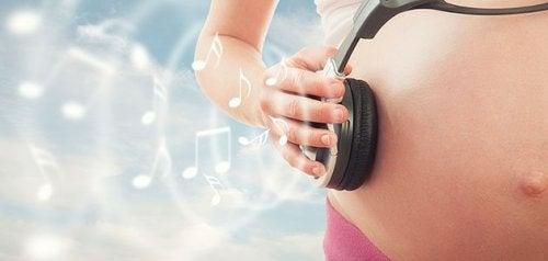 胎児   刺激   練習