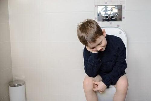 トイレと子ども 子ども トイレ 怖がる
