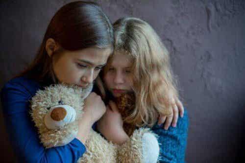家庭内暴力が子どもに与える影響とは?:「暴力の隠れた被害者」