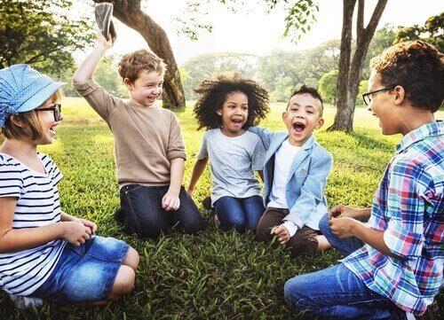 野外教室 :子どもの教育