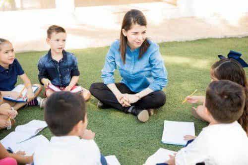 野外教室の目的ってなに?重要視される教育方法!