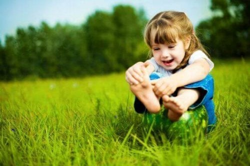 小さい時から子どもの足をケアしてあげましょう!