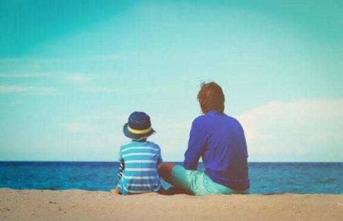 愛にまつわる迷信について子どもと話そう:大切な親子の時間