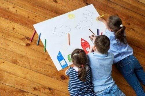 お絵かきで創造性を養おう!7つの方法をご紹介