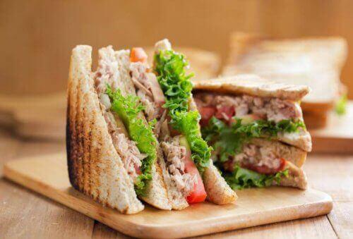 サンドイッチ 前菜レシピ