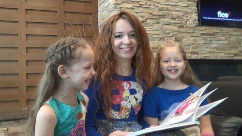 子どもに 読書 を勧めるために家族で読書 読書 子ども 習慣