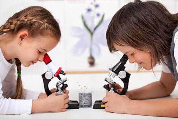 子ども 科学実験