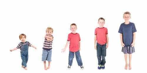 発達段階における成長について:子どもたちのココロとカラダ