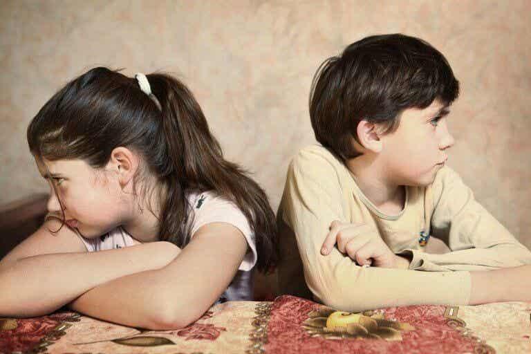 子どもがケンカばかりする時はどうしたらいいの?