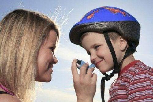 喘息持ちの子ども:スポーツに参加させる時の注意点