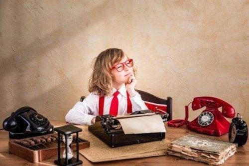 子ども作家を育てる:やる気を起こす12の方法とは?