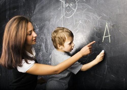 読み書き の教育方法について