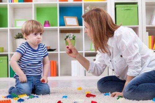 子育て方法 と子どもの社会的成長