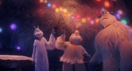 スモールフット :雪男イエティ族の秘密
