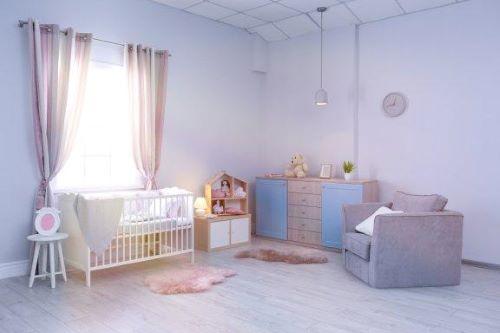 赤ちゃんのための部屋作り:インテリアのポイント