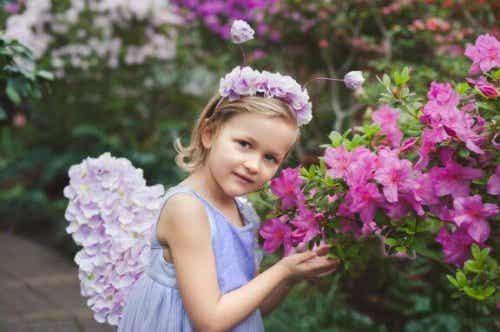 花かんむりの作り方:自粛中でも家族で楽しもう!