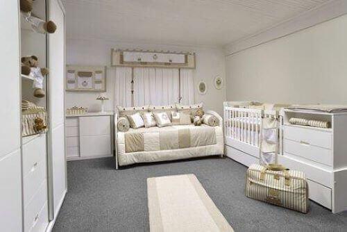 赤ちゃん 部屋 作り:インテリアのアイデア