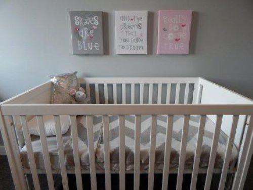 赤ちゃん部屋 作り:お勧めインテリア