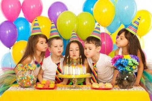 子どもの誕生日パーティーでできる簡単なゲームとは?