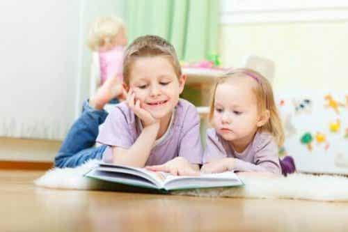 兄弟は子どもの社会性にどのように影響を与えるの?