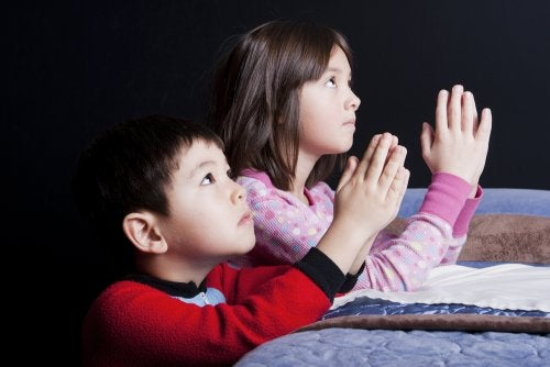 子ども 宗教 信仰