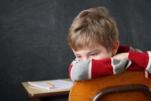 知能と関係なく学校についていけなくなる子どもについて