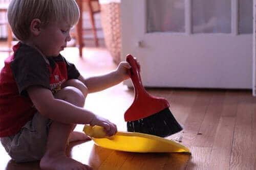 家事 を手伝うように子どもを動機付ける方法