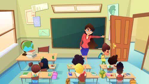 クラス内で与える罰とそのコントロールの方法について