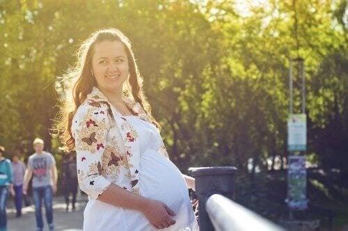 妊婦の身体的 変化 :もうすぐママになる