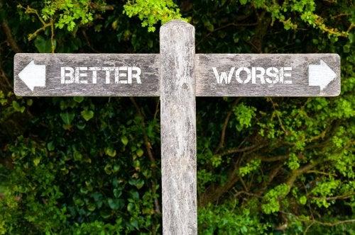 他人との比較が人に与える影響:どれくらい害のあるもの?