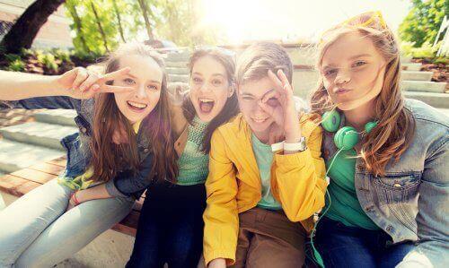青少年 感情知能