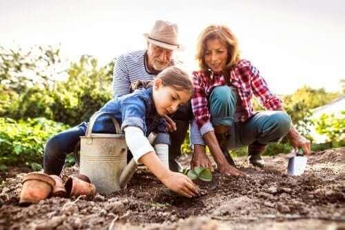 子どもの人生におけるおじいちゃんおばあちゃんの役割とは?