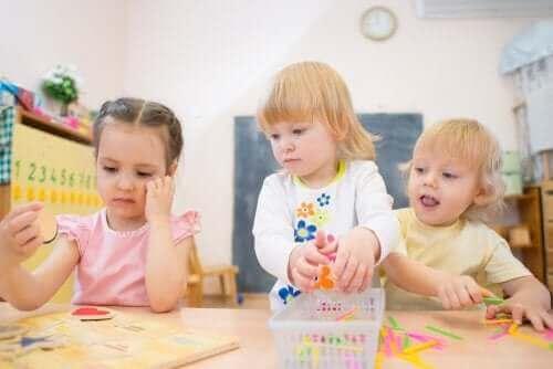 子どもの 注意力 はどのように発達する?