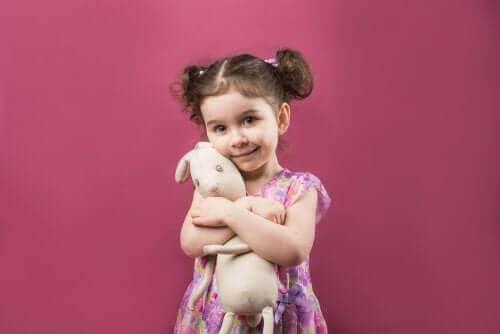 移行対象:愛着があって子どもが手放せないおもちゃ
