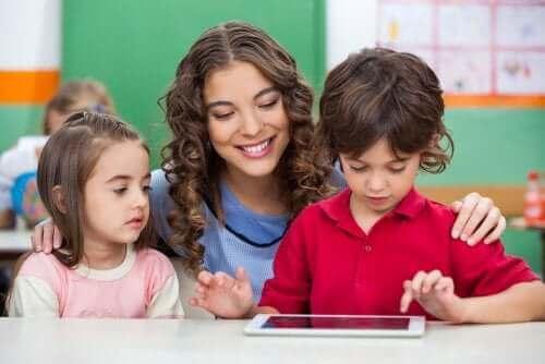 幼稚園でのICT利用:情報通信技術を取り入れていく重要性