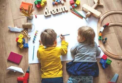 外出できない子どもの為に学習スペースを作ってあげよう!