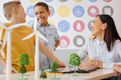 効果的な 授業 :生徒に良い影響を与える方法