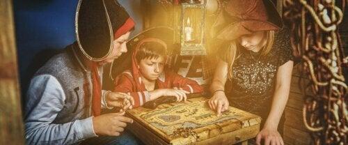 エスケープルーム:探偵ゲームを楽しむメリットとは?