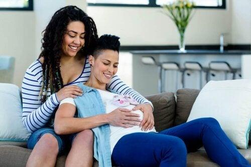 同性カップルのための相互 卵子提供 の方法