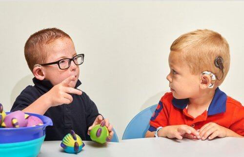 聴覚障害 の子どもを育てるヒント