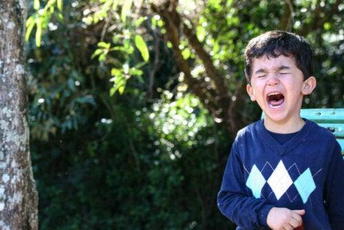 【子どもがかんしゃくを起こす時】合図を知っていますか?