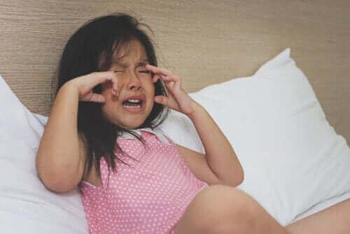 子どもが かんしゃく を起こす時の合図