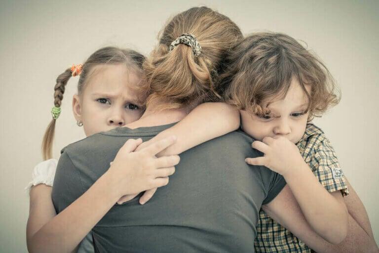 あなたの不安が子どもに影響を与えないようにするには?