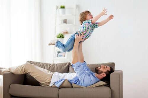 【お父さん必見】パパと思いっきり遊ぶのは子どもにとって最高!