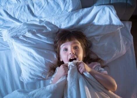 【 悪夢 対策】子どもが怖い夢を避けるコツ