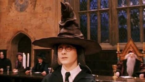 【 ハリーポッター 】シリーズから学ぶ教訓:組分け帽子