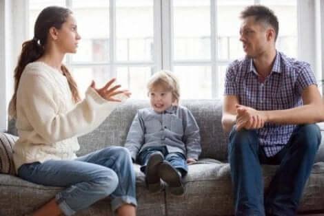 【父親の 悪口 を言わない!】子ども達への悪影響とは