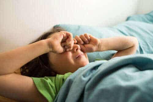 【睡眠に関する問題】子どもの覚醒障害について見てみよう