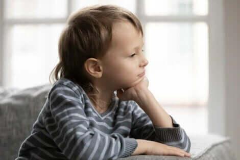 子どもの承認欲求 考える子ども